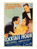 Cocktail Hour, 1933 Photo