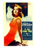 It All Came True, Ann Sheridan, 1940 Photo