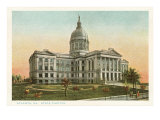 State Capitol, Atlanta, Georgia Prints