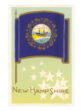 Flag of New Hampshire Prints
