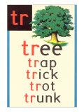 TR for Tree Kunst