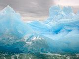 Iceberg, Western Antarctic Peninsula, Antarctica Stampa fotografica di Steve Kazlowski