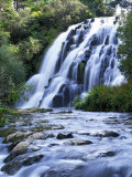 Cascade, Karangahake Gorge, North Island, New Zealand Photographic Print by Charles Gurche