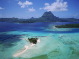 Bora Bora, French Polynesia Photographic Print by Douglas Peebles