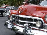 Classic American Automobile, Seattle, Washington, USA Photographic Print by William Sutton
