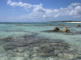Eastern Coast, Punta Morena, Cozumel, Mexico Photographic Print by Savanah Stewart