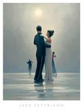 Tanssita minua rakkauden loppuun Juliste tekijänä Vettriano, Jack