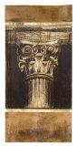 Bronze Capital II Gicléetryck av Ethan Harper