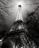 Sa Majesté La Tour Eiffel Kunst af Antoine Carrara