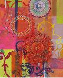Textile Idea Posters av Jeanne Wassenaar