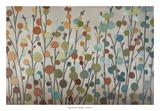 Jahreszeiten Poster von Sally Bennett Baxley