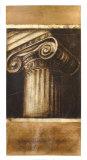 Bronze Capital I Gicléetryck av Ethan Harper