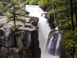 Shell Falls in the Bighorn National Forest, Wyoming Photographic Print by Drew Rush