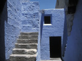 Architectural Detail of the Sprawling Santa Catalina Monastery Reproduction photographique par Scott Warren