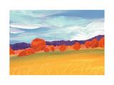 Fall Landscape Affiches