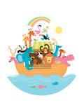 Arche de Noé Poster