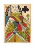 Reine de trèfle Posters