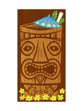 Tiki Drink Posters