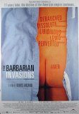 The Barbarian Invasions Pósters