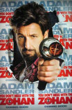 You Don't Mess With The Zohan Billeder