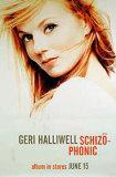 Geri Halliwell - Schizophonic Juliste