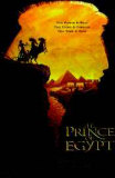 Prince Of Eygpt Affiche
