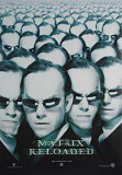 The Matrix Reloaded Pôsters