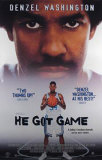 He Got Game Posters