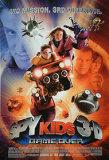 Spy Kids 3D Poster