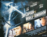 Sky Captain And The World Of Tom Poster