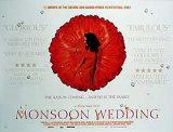 Monsoon Wedding Posters