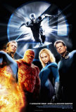 Fantastic Four:Rise Of The Silver Surfer Print