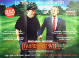 Fahrenheit 911 Posters