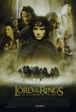 Lord Of The Rings: Fellowship Of the Ring Pôsters