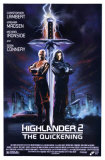 Highlander II: The Quickening Posters