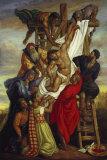 Discesa dalla Croce Arte di Tim Ashkar