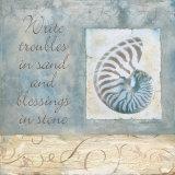 Blessings Posters av Carol Robinson