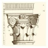 Corinthian Detail I Prints