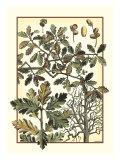 Arts and Crafts Oak Kunst von M.P. Verneuil