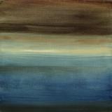 Abstract Horizon III Poster von Ethan Harper