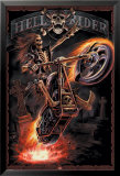 Hell Rider - Spiral Pôsteres