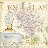Fleurs and Parfum IV Plakater av Daphne Brissonnet