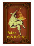Pates Baroni Giclée-tryk af Kate Ward Thacker