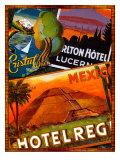 Mexiko Giclée-Druck von Kate Ward Thacker