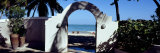 Entrance of a Hotel, El San Juan Hotel and Casino, Isla Verde Beach, San Juan, Puerto Rico Photographic Print by  Panoramic Images