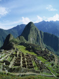 Cuzco, Machu Picchu, Peru Reproduction photographique Premium par Steve Vidler