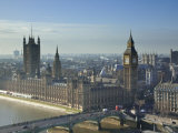 Big Ben and Houses of Parliament, London, England Photographic Print by Jon Arnold
