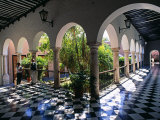 Municipal Hacienda, Merida, Yucatan State, Mexico Fotografisk tryk af Paul Harris