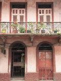 Casco Viejo, Casco Antiguo, Old City, Panama City, Panama, Central America Lámina fotográfica por Wendy Connett