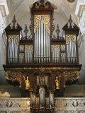 Klosterneuburg Abbey Organ, Klosterneuburg, Austria, Europe Photographic Print by  Godong